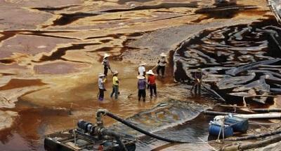 Miles de niños trabajarían ilegalmente en las minas de oro en Ghana