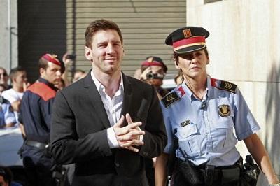 Mantienen imputado a Messi por fraude fiscal de 4,1 millones