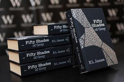 Roban un manuscrito de la cuarta novela de 'Cincuenta sombras de Grey'