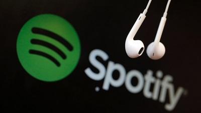 Spotify duplicó su número de usuarios de pago en un año