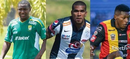 Tres ecuatorianos cambian de equipo en México