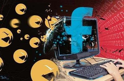 El virus pornográfico que ataca a usuarios de Facebook