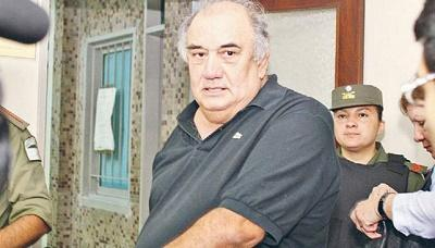 Empresario argentino acusado de narcotráfico dice ser testaferro de Grondona