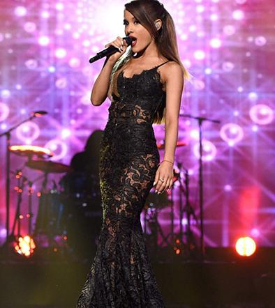 Ariana, favorita para voto adolescente