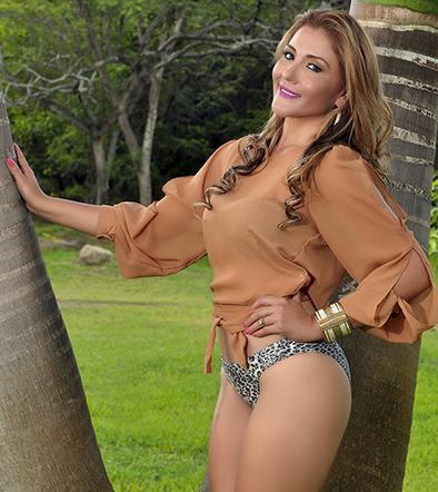 Manabí está presente en 'Señora Ecuador 2015'