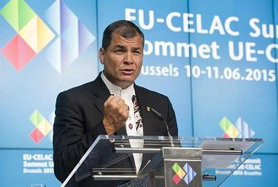 Correa agradece a Rajoy compromiso para eximir de visado a ecuatorianos en UE