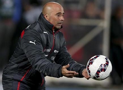 Jorge Sampaoli: 'El resultado es justo'
