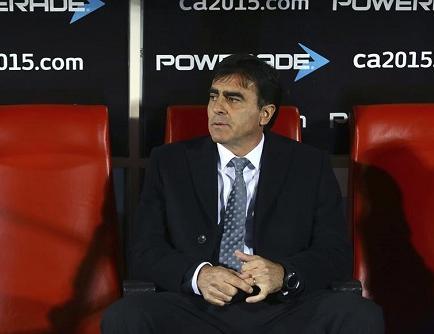 Gustavo Quinteros quedó conforme con su equipo, pese a la derrota