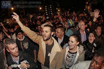 Correa cree que hay 'conspiración en marcha', tras 3 días de protestas