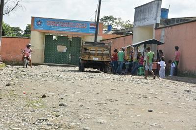 Moradores del barrio Central piden obras