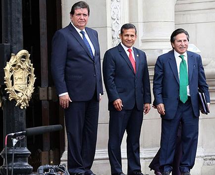 Brasileños pagaron sobornos en Perú