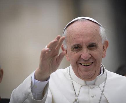 Papa dialogará con gente lgtb