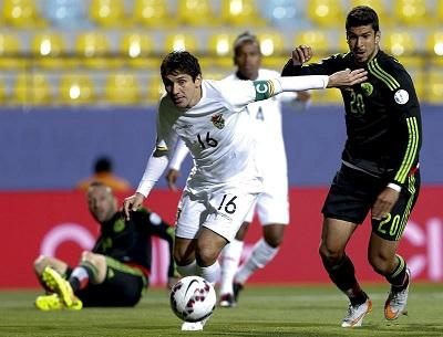 México empató sin goles ante Bolivia por el Grupo C de la Copa América