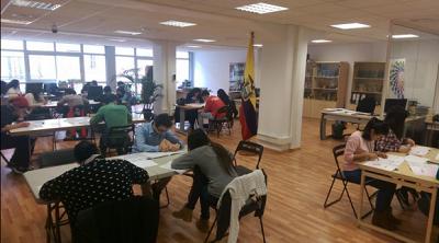 España es el país europeo preferido por los becarios ecuatorianos