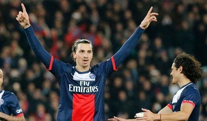 Ibrahimovic desmiente que vaya a dejar el PSG