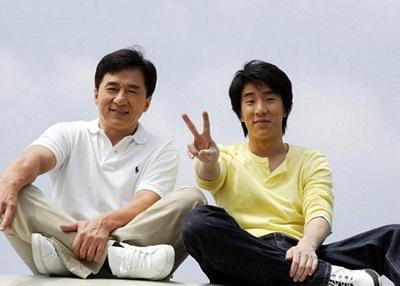 El hijo de Jackie Chan regresa al cine tras medio año en la cárcel por drogas