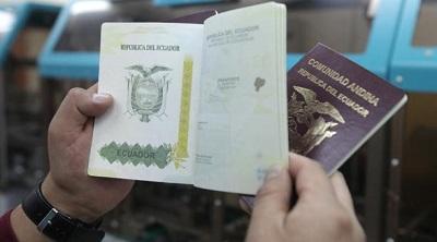 Embajador de Ecuador celebra la iniciativa de España para exención de visados