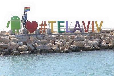 Tel Aviv celebra el día del orgullo gay con un gran desfile