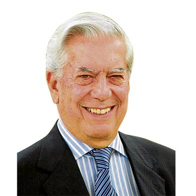 """Estoy separado"", revela Vargas Llosa"