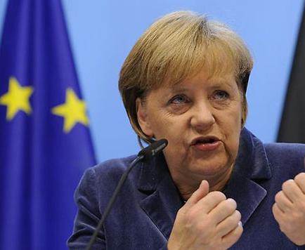 Cierran investigación sobre espionaje a Merkel