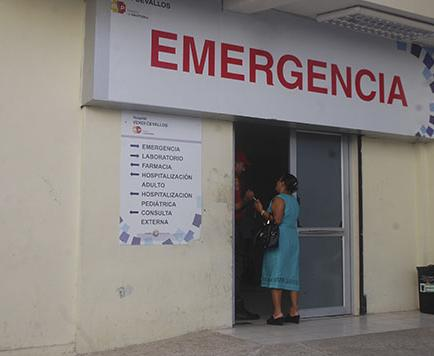 Colegial herido sigue grave en el hospital