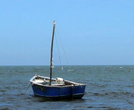 Hallan a los 3 pescadores desaparecidos en altamar