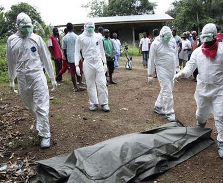 Imponen toque de  queda para combatir  el virus del ébola