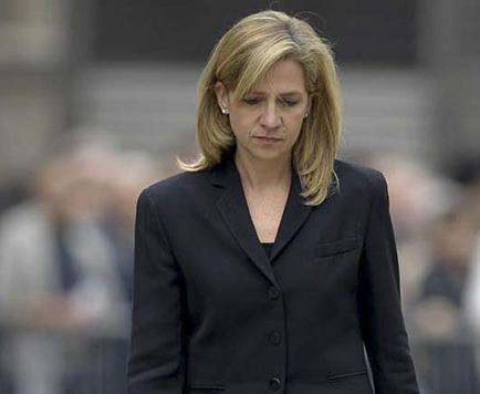Infanta Cristina pierde el título de Duquesa