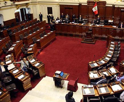 Oposición impide presentación de ministro