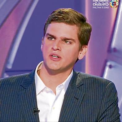 Jaime Macías comenta en Bein Sports