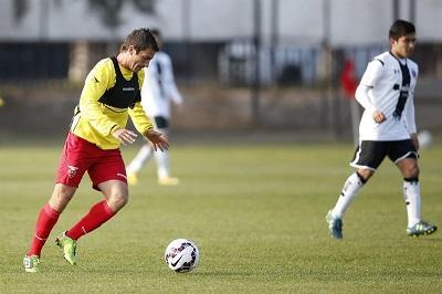 Ecuador prepara con juveniles de Colo Colo su próximo partido ante Bolivia