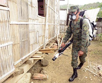 Una de cada tres casas de Portoviejo tiene criaderos de mosquitos