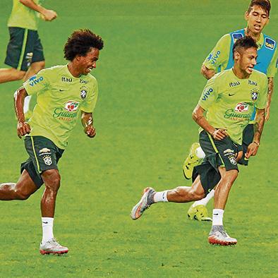 Brasil se presenta con revancha a la Copa América