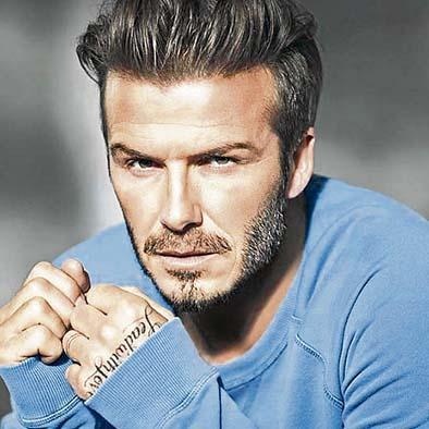 David Beckham  actuará en filme de Guy Ritchie