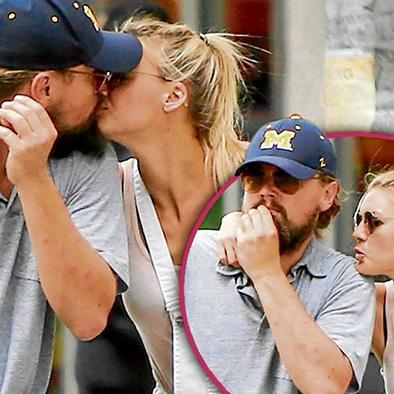 Leonardo DiCaprio suma una nueva conquista
