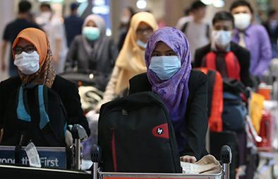 Virus: corea del sur se llena de mascarillas