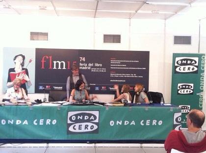 La Feria del libro de Madrid aumenta un 6,1 por ciento sus ventas