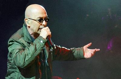 El cantante 'Indio' Solari se aleja de los escenarios por enfermedad