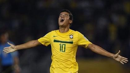 Philippe Coutinho está a punto para Colombia