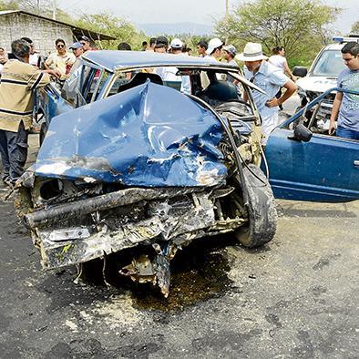 Aumentan muertes en accidentes viales