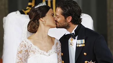 Una plebeya se casa como toda una princesa