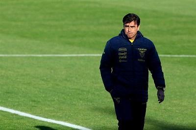 Técnico Quinteros: 'Los goles fueron por tres errores nuestros'