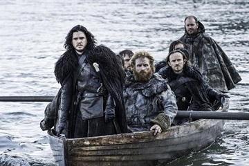 'Game of Thrones' despide su quinta temporada con un récord de audiencia