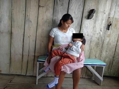 Mujer pide ayuda para su madre e hija que tienen discapacidad física