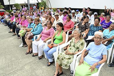 Conmemoran día contra la violencia al adulto mayor