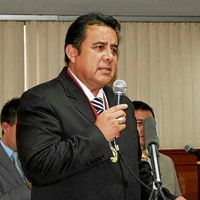 Rechazan candidatura de Patricio Pazmiño