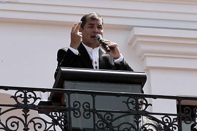Correa retira 'temporalmente' los proyectos de ley de herencia y plusvalía