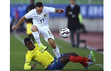 Ecuador, con un pie afuera de la Copa América