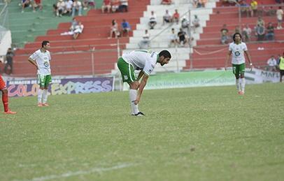 La derrota volvió a golpear a Liga de Portoviejo
