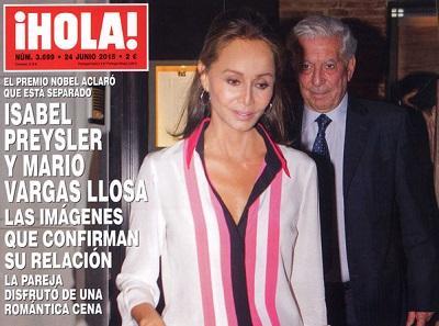 El amor secreto de Mario Vargas Llosa